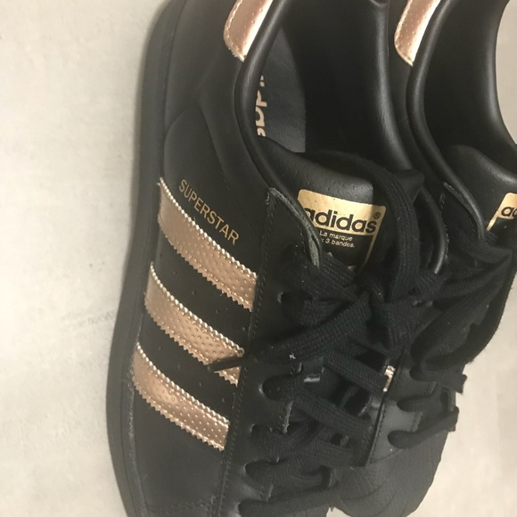 Womens Blackgold Addidas Sneakers Size